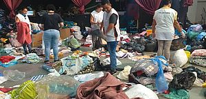 Diferentes tipos de voluntariado atuam durante a pandemia