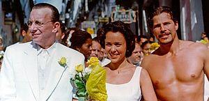 Cena do filme Dona Flor e Seus Dois Maridos