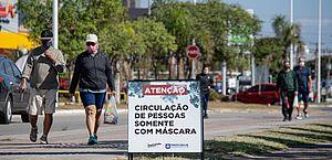 Florianópolis não tem morte por Covid-19 há quase um mês