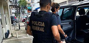 PF desarticula quadrilha que comandava tráfico internacional de drogas