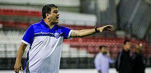 Marcelo Cabo não terá desfalque por suspensão ou lesão para jogo contra o Brasil de Pelotas