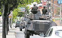 Governador pede ao Governo Federal prorrogação da presença das Forças Armadas no Ceará