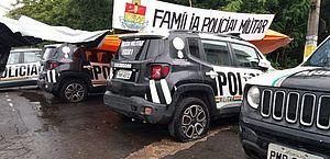 Comissão formada pelos 3 Poderes vai buscar solução para motim de policiais