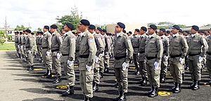 Projeto de lei quer reduzir tempo de promoção de praças na PM e Bombeiros