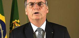 Bolsonaro pede que incêndio não seja pretexto para retaliação