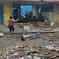 Mulher sobrevive a explosão de gás em Belém e sai andando; veja vídeo