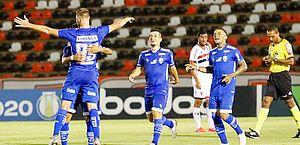 CSA vence o Botafogo-SP fora de casa e volta ao G-4 na reta final da Série B