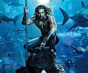 Com muita ação e visual alucinante, 'Aquaman' estreia nos cinemas