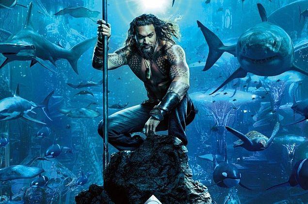 Com ação e visual alucinante, 'Aquaman' estreia nos cinemas; veja horários