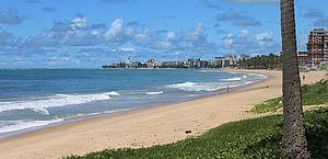 IMA aponta seis praias impróprias para banho em Maceió; veja quais