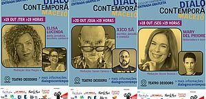 Projeto literário diálogos contemporâneos chega a Maceió