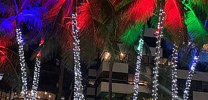 Orla de Maceió vai receber tradicional iluminação natalina