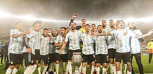 Messi provoca o Brasil após vitória da Argentina nas Eliminatórias da Copa; assista