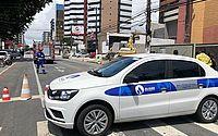 Imagem ilustrativa: veículo da Algás bloqueia rua durante vazamento de gás, em janeiro deste ano
