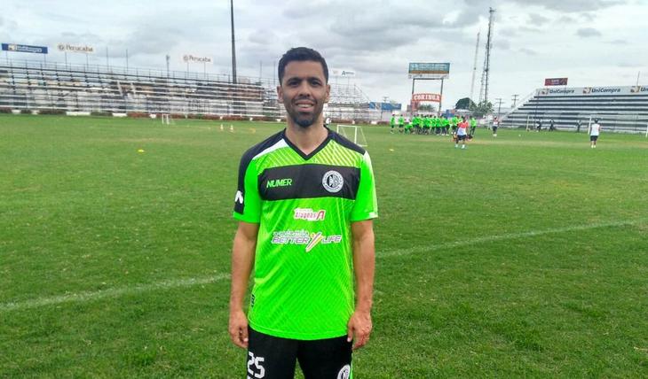 Coutinho passou pelo futebol alagoano em 2018