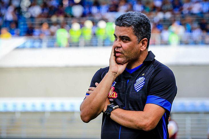 Técnico Marcelo Cabo