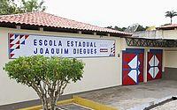 Alunos da escola Joaquim Diegues passaram mal