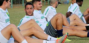 Em bom momento no Cuiabá, Felipe Ferreira foca em terminar bem a temporada