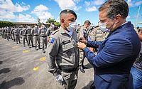 Estado anuncia edital para novo concurso da PM para soldados e oficiais