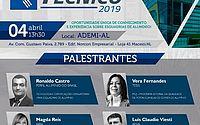 Ademi-AL abre inscrições para seminário sobre esquadrias de alumínio