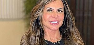 Gretchen relembra violência doméstica presenciada na infância