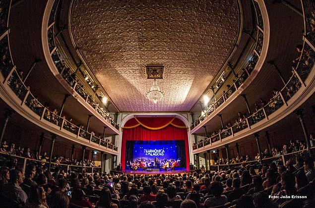 Orquestra Filarmônica volta ao Teatro Deodoro com concerto em homenagem a Alagoas