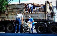 Prefeitura de Maceió recebe mais de mil cestas básicas do Grupo Carrefour