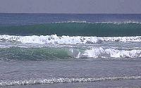 Marinha alerta para ondas de até 3,5 metros e possível ressaca no litoral de Alagoas