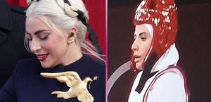 """Virou meme: veja quem é a """"Lady Gaga das Olimpíadas"""" e conheça outras sósias da cantora"""