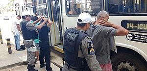Maceió zera número de assaltos a coletivos pelo segundo mês consecutivo, diz SSP