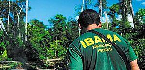 Sem abrir concurso, IBAMA registra queda de 24% no número de fiscais