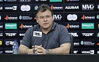 Presidente do Ceará critica elenco e garante mudanças para 2020