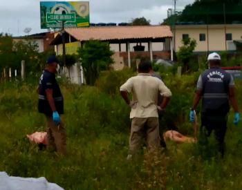 Corpo de José Carlos foi encontrado na manhã desta terça-feira, 03