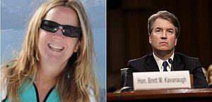 Mulher que acusa indicado à Suprema Corte de agressão vai depor no Senado dos EUA