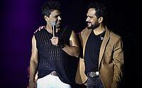 Zezé e Luciano cancelam live após membros da equipe contraírem coronavírus