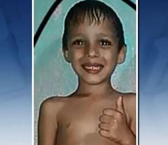Danilo tinha 7 anos quando foi morto
