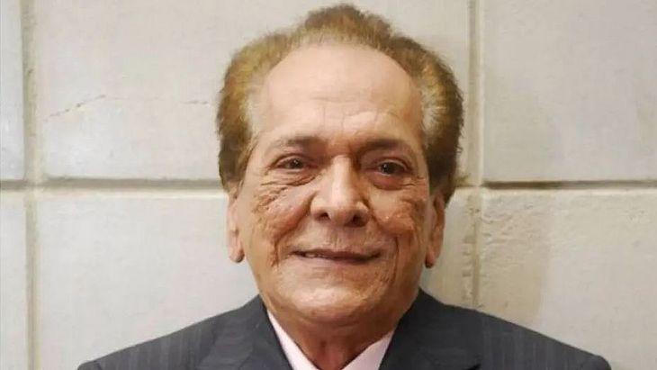 Lúcio Mauro, de 92 anos, ficou famoso por seus papéis na comédia
