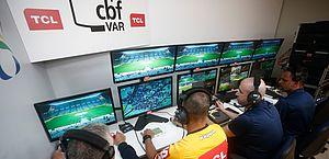 Clubes aprovam e Série A do Brasileirão vai ter VAR em todos os jogos