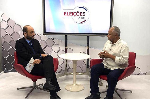 Série Eleições 2018: assista à entrevista com o candidato Cícero Albuquerque