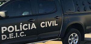 Dupla suspeita de roubar motos e lanches de entregadores de delivery é presa em Maceió