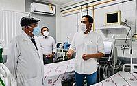 Alagoas tem mil leitos exclusivos para atendimento a pacientes com Covid-19, diz secretário
