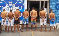 Sete são detidos após apreensão de arma de fogo em sede de torcida organizada em Maceió