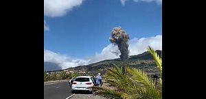 Vídeos: vulcão de Cumbre Vieja em La Palma, nas Ilhas Canárias, entra em erupção