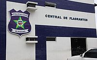 Adolescente é apreendido por tentativa de homicídio após agredir idoso em Maceió