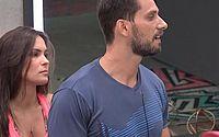 Power Couple Brasil': Público exige eliminação de Eliéser e Kamilla por quebrar regras
