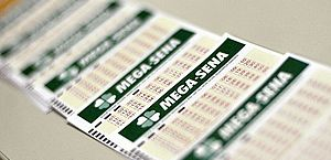 Mega-Sena deve pagar neste sábado R$ 26,5 milhões
