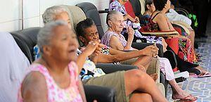 TJ entrega donativos para abrigos de idosos nesta segunda-feira