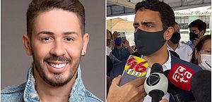 Ministério Público de AL vai convocar Carlinhos Maia e prefeito JHC sobre convite para digital influencer 'furar a fila' da vacina