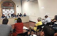 Reordenamento: comerciantes do Centro participam de reunião na Câmara de Maceió