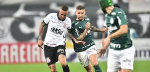 Paulista: Corinthians e Palmeiras não saem do zero no 1º jogo da final